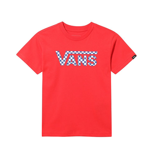 Little+Kids+Vans+Classic+Logo+Fill+T-shirt+%282-8+years%29