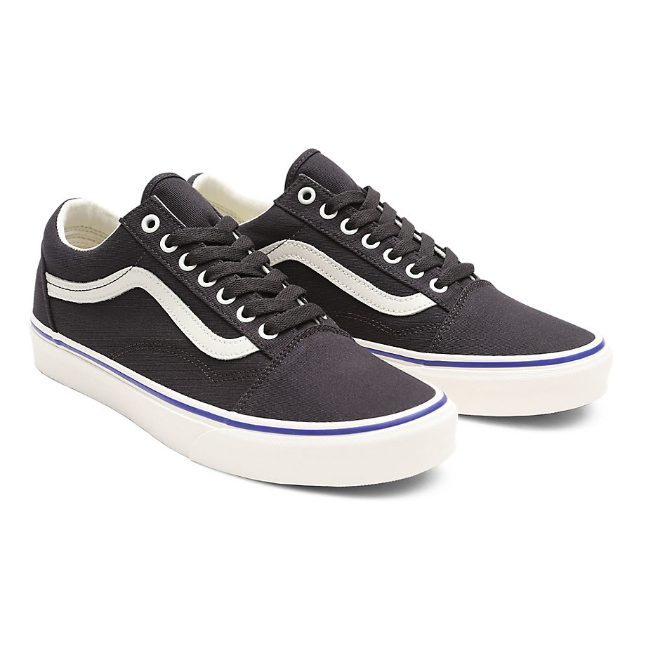 Chaussures Retro Cali Old Skool ((retro Cali) Raven/spectrum Blue) , Taille 37 - Vans - Modalova