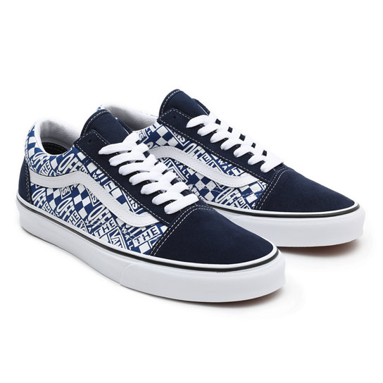 Off The Wall Old Skool Shoes | Vans
