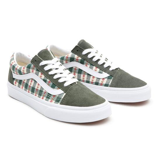 Spring Daze Old Skool Shoes