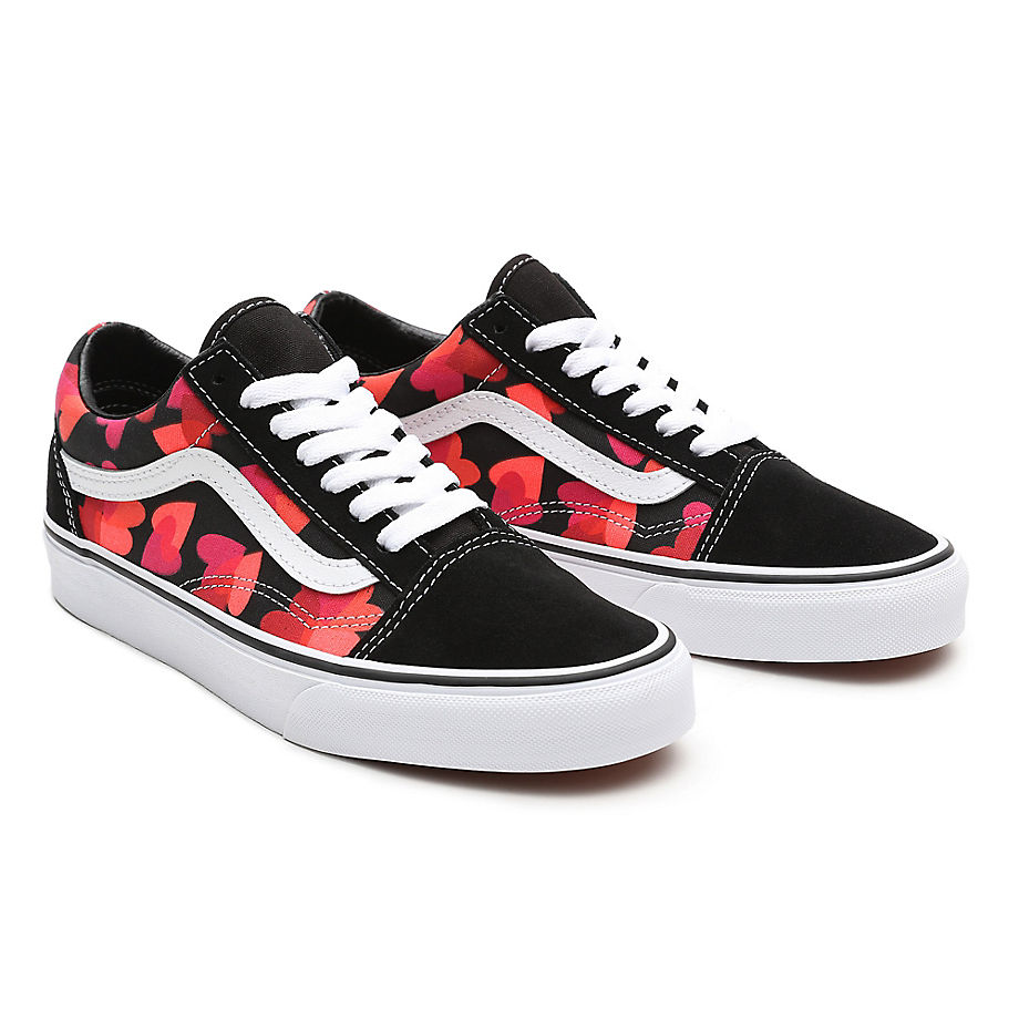 Vans  OLD SKOOL  women's Shoes (Trainers) in Black - VN0A3WKT4RZ1