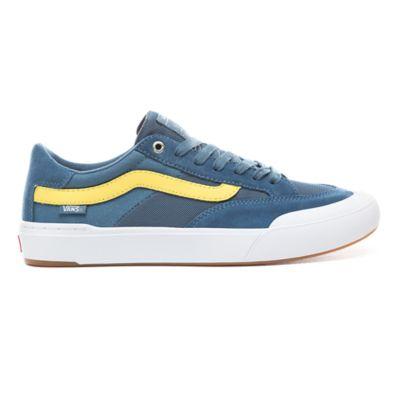 vans chaussures berle pro stv navy homme bleu taille 44.5