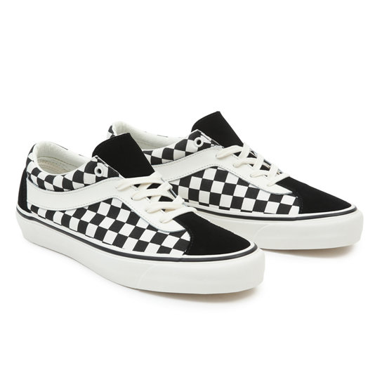 vans checkerboard zwart