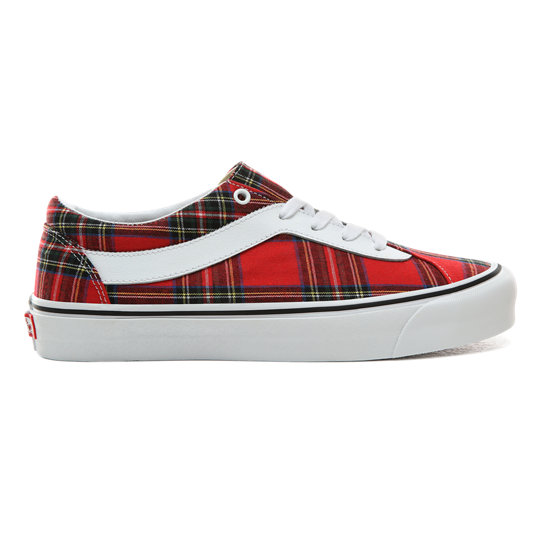 Plaid Bold NI Shoes | Vans