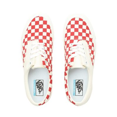 Podium Era CRFT Shoes | Red | Vans