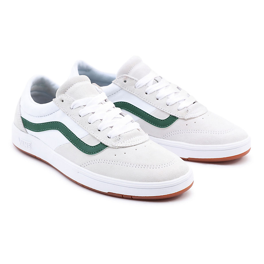 Vans  CRUZE CC  men's Shoes (Trainers) in Beige - VN0A3WLZWYO1