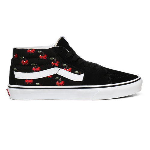 Cherries+Sk8-Mid+Shoes