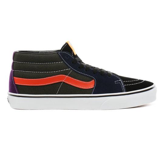 Vans Sk8 Mid Shoes: : Schuhe & Handtaschen