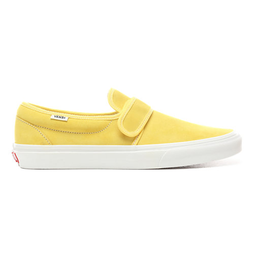 Chaussures+en+daim+Slip-On+47+V