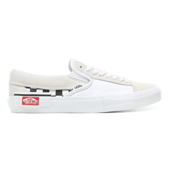 Chaussures Checkerboard Slip-On Cap | Vans