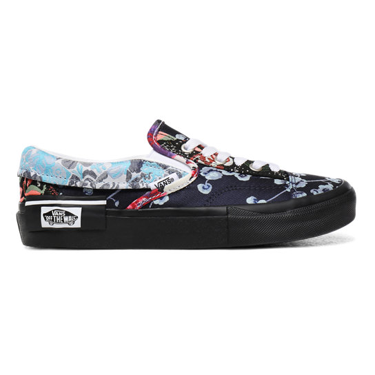Florals Slip-On CAP Shoes | Vans