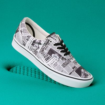 Vans x HARRY POTTER™ Daily Prophet Comfycush Era Shoes