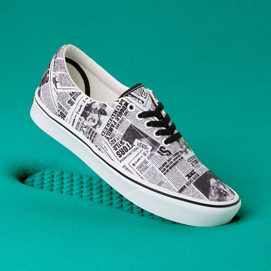 Vans x HARRY POTTER™ Daily Prophet Comfycush Era Shoes | Vans
