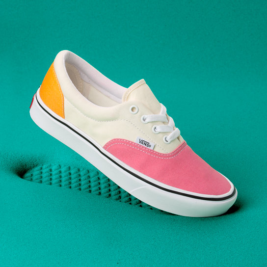 Canvas Comfycush Era Shoes | Vans