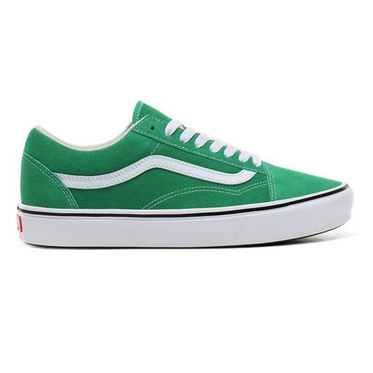 Suede ComfyCush Old Skool Shoes | Vans