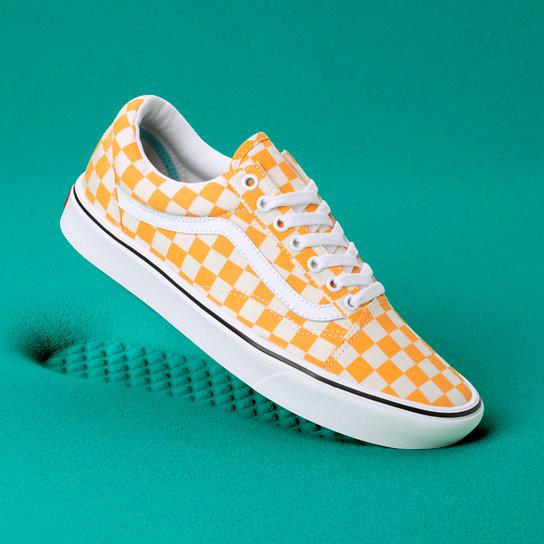 Checker Comfycush Old Skool Shoes | Vans