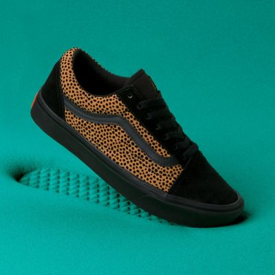Tiny Cheetah ComfyCush Old Skool Shoes
