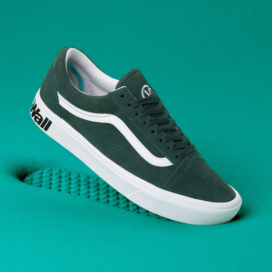 Distort Comfycush Old Skool Shoes | Vans