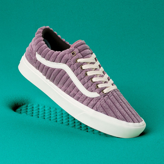 Jumbo Cord ComfyCush Old Skool Shoes | Vans