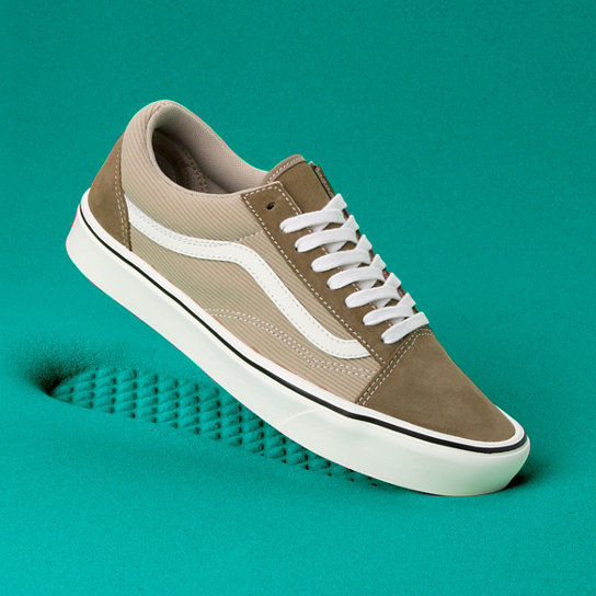 Rip Cord ComfyCush Old Skool Shoes | Vans
