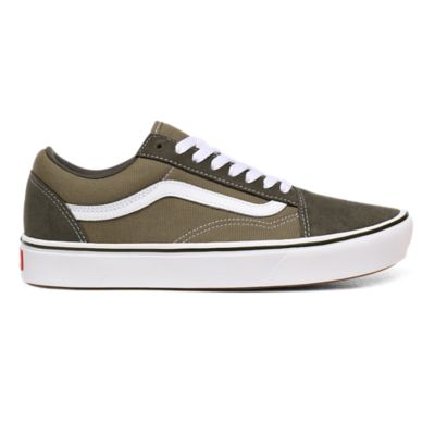 Vans Shoes ComfyCush Old Skool Ramp TestedTrue White