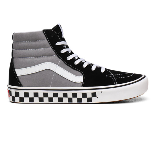 Tape Mix ComfyCush Sk8-Hi Shoes | Vans