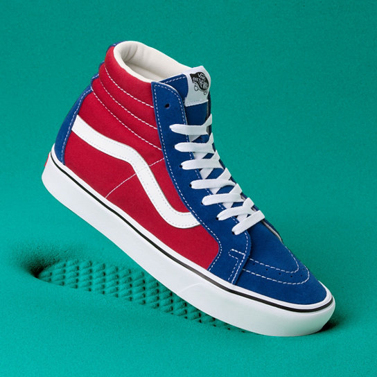 Zapatillas Two-Tone Comfycush Sk8-Hi Reissue | Vans