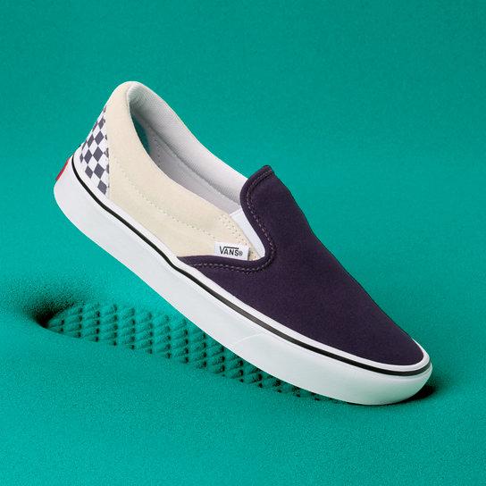 ec89d0c5b0e465 Checkerboard Comfycush Slip-On Schuhe