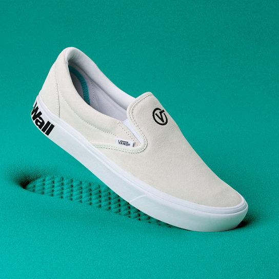 Distort Comfycush Slip On Shoes