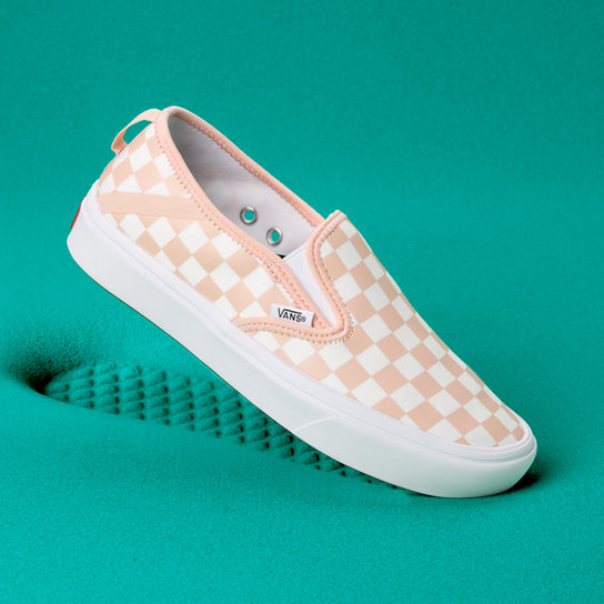Zapatillas Checker ComfyCush Slip-On SF | Vans