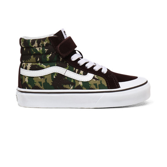 Kids Animal Camo Sk8-HI Reissue 138 V Shoes (4-8 years) | Vans