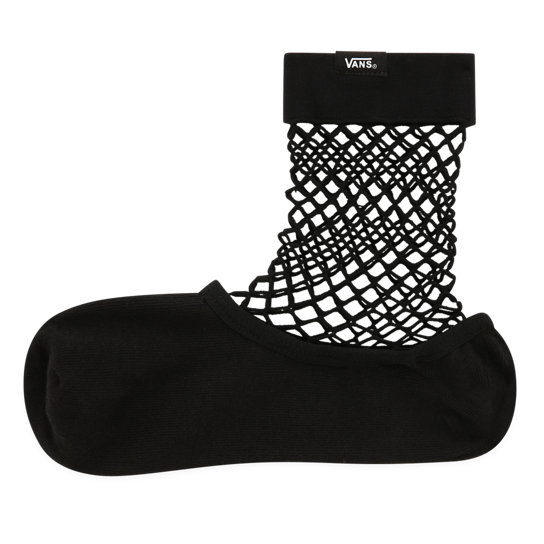 544c2c877d688 Fishnet Crew Socks (1 pair) | Black | Vans