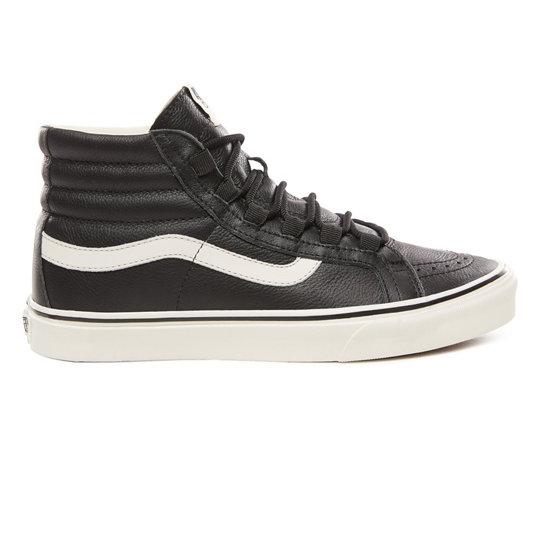 Chaussures en cuir Sk8-Hi Reissue Ghillie | Noir | Vans