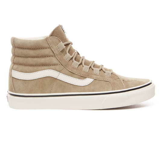 Suede Sk8-Hi Reissue Ghillie Shoes | Vans