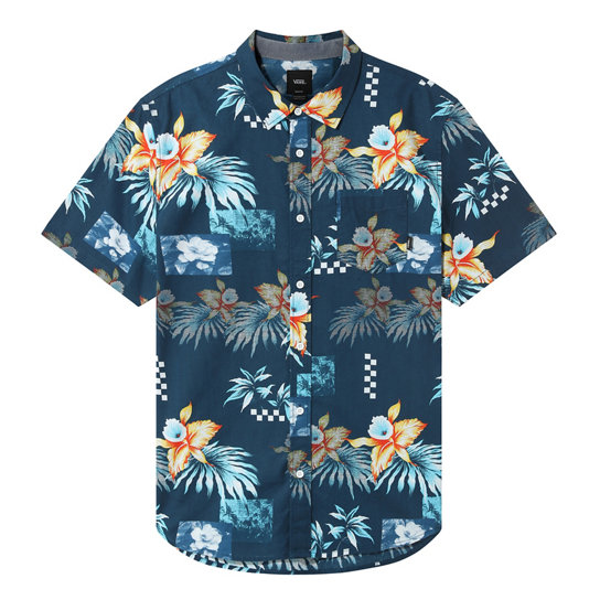 Fountain Valley Floral T-shirt | Vans