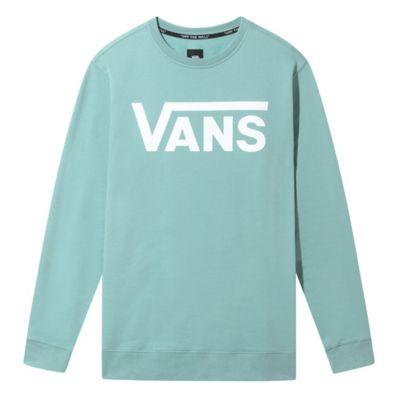 vans blue sweater