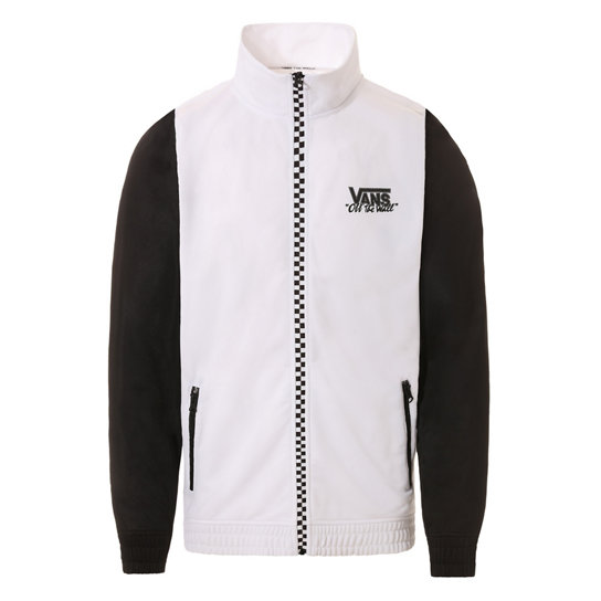 Winner's Circle Track Zip Jacket | Vans