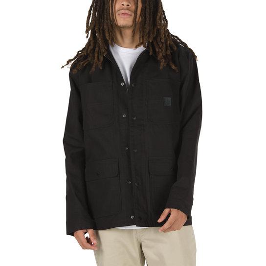 Vans Drill Chore Coat Black Jacket