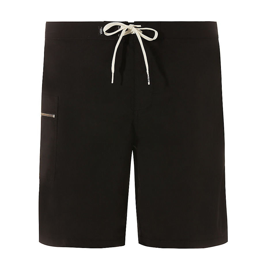 VANS Short De Bain Vans X Former (black) Homme Noir, Taille 32