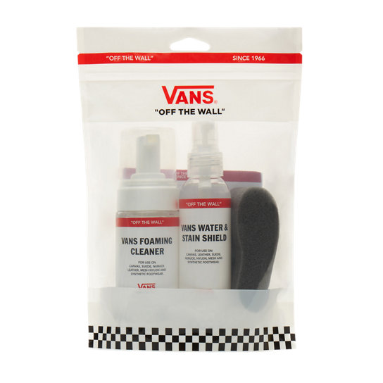 Vans Shoe Care Canvas Kit | Vans