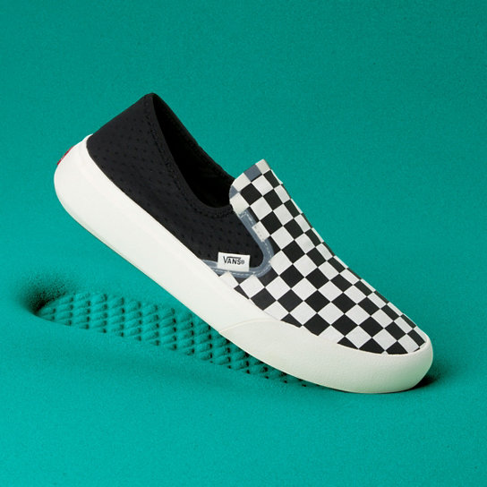 Checkerboard ComfyCush One Shoes | Vans