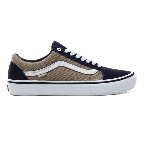 Scarpe Old Skool Pro in twill | Vans
