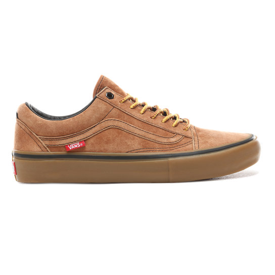 Vans x Anti Hero Old Skool Pro Shoes Cardiel Camel
