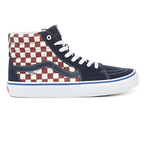 Chaussures+Checker+Sk8-Hi+Pro