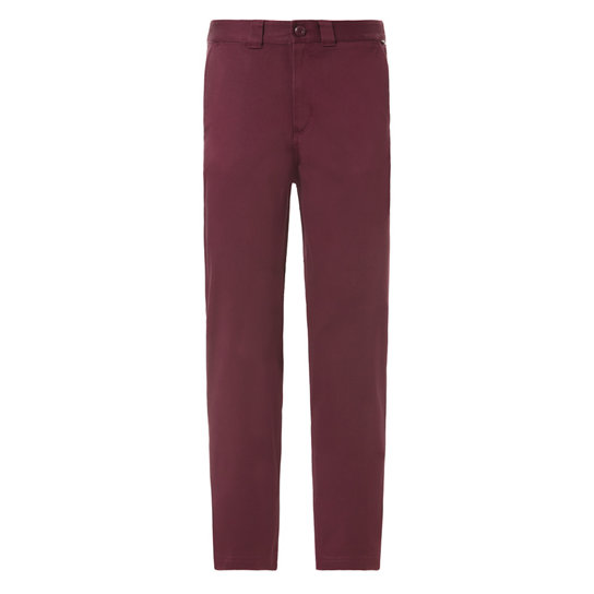 Authentic Chino Women Trousers | Vans