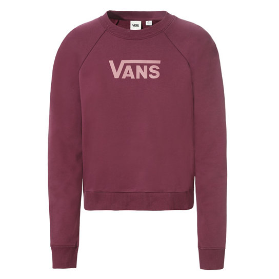Flying V Crew Sweater | Vans