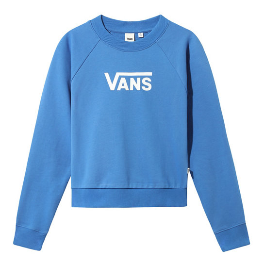 Flying V Boxy Crew Sweater | Vans