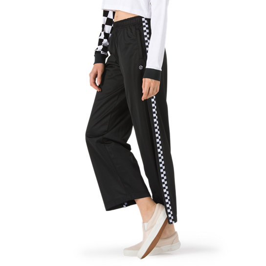 Check Mark Track Trousers | Vans