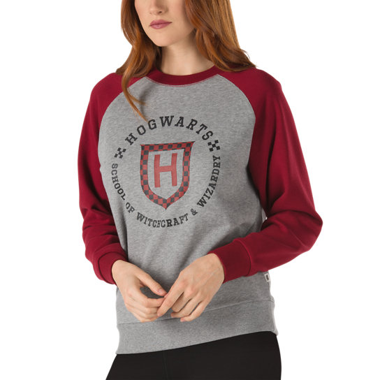 Vans x HARRY POTTER™ Hogwarts Sweater met ronde hals | Vans