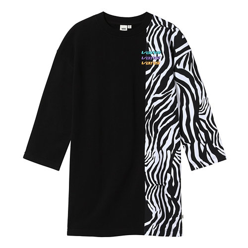 Zebra+Chromo+II+Dress